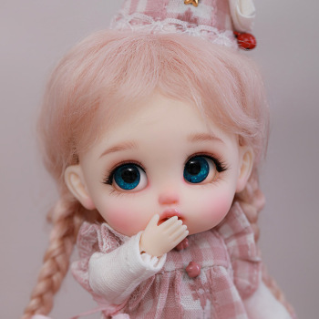 BJD Doll ob11 Yuyu 1/11 Tiny Ball Jointed Doll Resin Toys for Kids Surprise Gift for Girls Cute Baby BJD club present free shipping pukifee luna doll bjd 1 8 tiny cute ball jointed doll resin fairies best birthday gift toy for girl fairyland