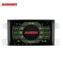 MARUBOX Suzuki Grand Vitara için, escudo 2005 2016 araba multimedya oynatıcı Android 9 GPS araç radyo ses otomatik 8 çekirdekli DSP