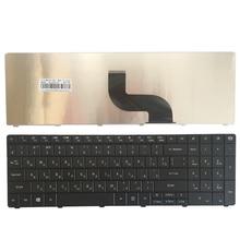 Clavier russe/RU pour ordinateur portable, pour Packard Bell EasyNote TE11 TE11HR TE11 BZ TE11 HC TE11HC TE11HC MS2384 MP 09G33SU 442W