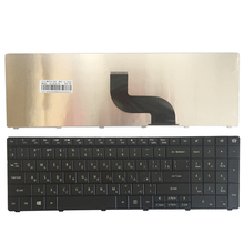 جديد الروسية/RU لوحة مفاتيح الكمبيوتر المحمول ل باكارد بيل EasyNote TE11 TE11HR TE11 BZ TE11 HC TE11HC TE11HC MS2384 MP 09G33SU 442W