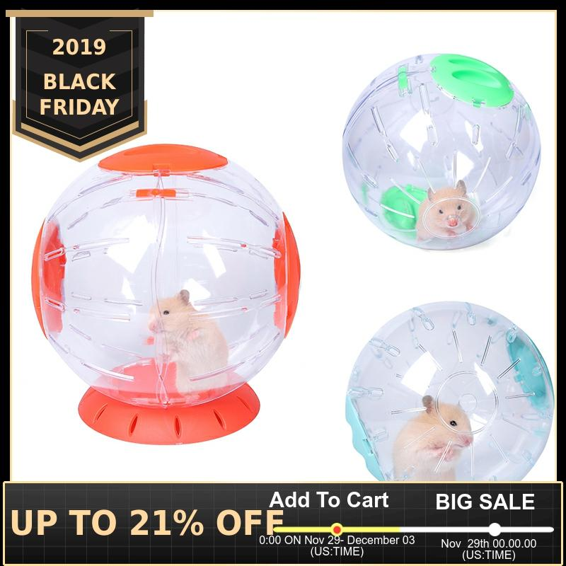 New Can connect Small font b Pet b font Run The Ball Toy Home Hamster Transparent