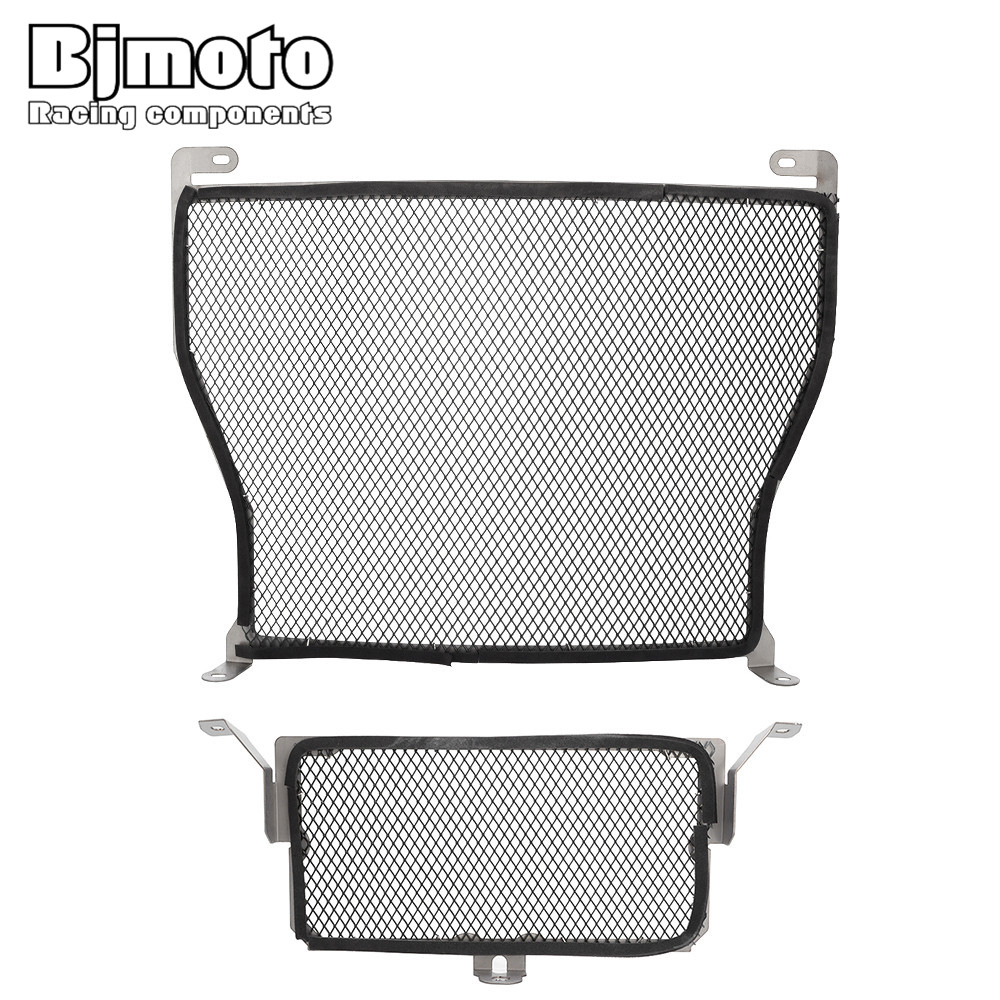 Radiator Guard Water Cooler Grill Cover Protector For BMW S1000R S1000RR S1000XR HP4 <font><b>S</b></font> 1000R 1000RR 1000XR <font><b>S</b></font> <font><b>1000</b></font> R RR <font><b>XR</b></font> image