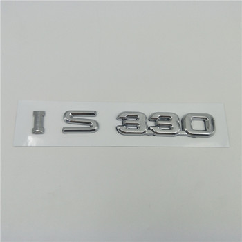 Voor Lexus LS430 GS430 GS400 RX400 RX300 RX330 IS300 IS330 LX570 GX470 Achterklep Emblem Logo Stickers