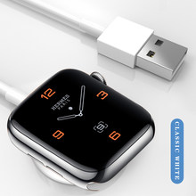 Chargeur sans fil magnétique Tragbare gießen Apple Uhr Serie 3 4 5 6 chargeur rapide gießen IWatch/Apple Uhr ladegerät/Apple Watc