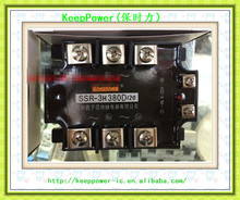 цена на SSR-3H380D120 120A Three-phase solid state relay SSR-3H380D120