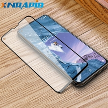 For Nokia X71 Screen Protector Full Coverage 9H Anti-Burst Tempered Glass For Nokia 8 6 5 3 4.2 3.2 2.2 X3 X5 5.1 3.1 Plus Film nillkin amazing pe 9h anti blue ray eyes care anti burst tempered glass screen film for iphone 6s plus 6 plus 5 5 inch