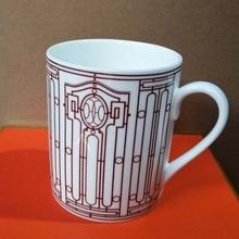 Ceramic-Mug Drinking-Cups Handle Gift Milk Coffee Novelty 300ml Tea with for Office Original-Box