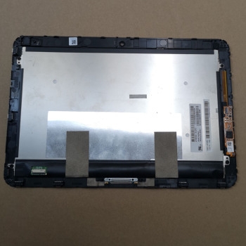 """10.1"""" LP101WX2 SLP1 LCD Display Touch Screen Digitizer Assembly with frame For HP Elitepad 900 used parts"""