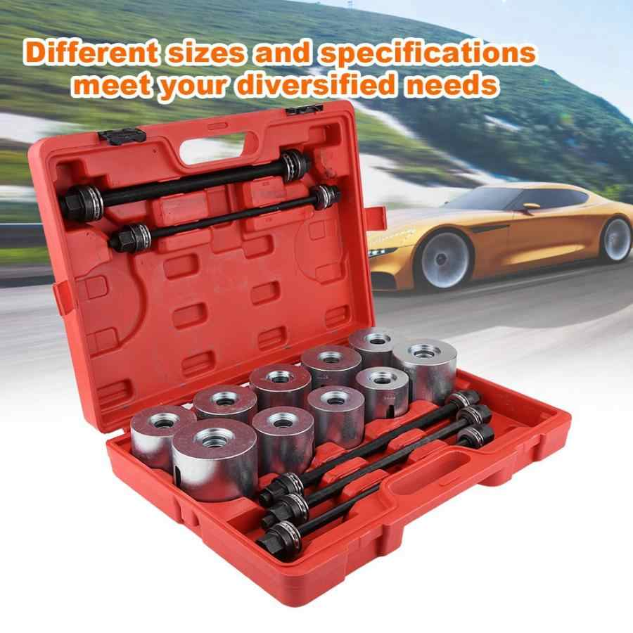 Embossing tools Car Universal Bush Bearing Removal Insertion Tools Set Press Pull Sleeve Kit  DIY sewing tool