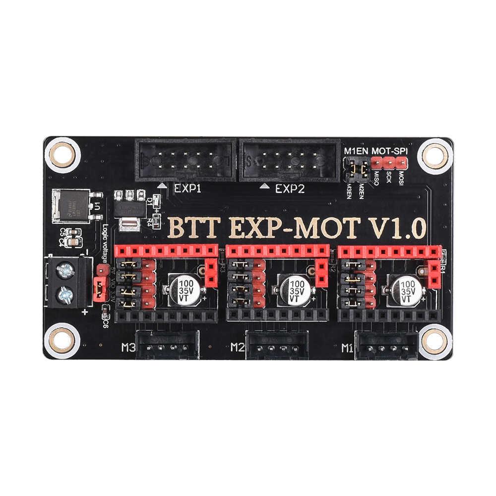 BIGTREETECH BTT EXP MOT V1.0 расширительный модуль драйвера для SKR V1.4 Turbo SKR PRO SKR V1.3 Запчасти для материнской платы 3D принтера