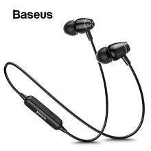 Baseus S09 Bluetooth наушники беспроводные наушники магнитные наушники с микрофоном Стерео Auriculares Bluetooth наушник для телефона