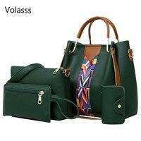 2019 New Bags Women Handbag Messenger Bags For Ladies Fashion Shoulder Bag Lady PU Leather Casual Female Shopper Tote Sac Femme