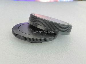 Image 3 - Câmera frente tampa do corpo + tampa da lente traseira substituir R F 4 para canon para eos m para eosm 2 m3 m5 m6 mark ii m10 m50 m100 câmera e EF M