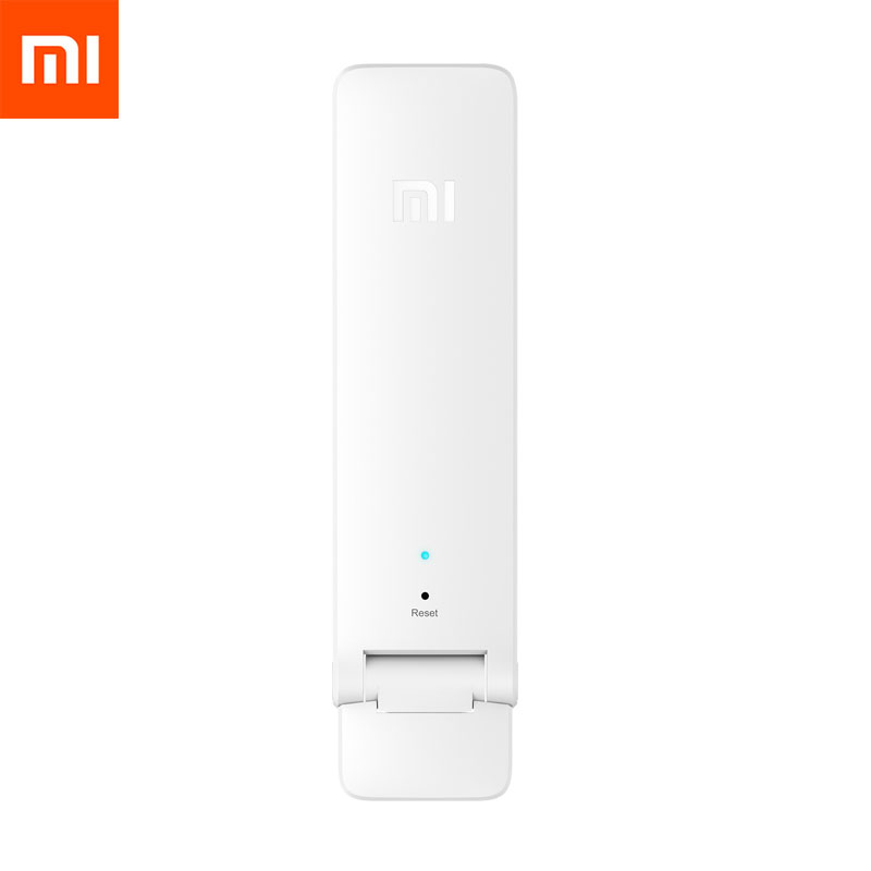 Xiaomi WIFI Repeater Extende Signal-Enhancement Repitidor Universal 2-Amplifier 300-Mbps
