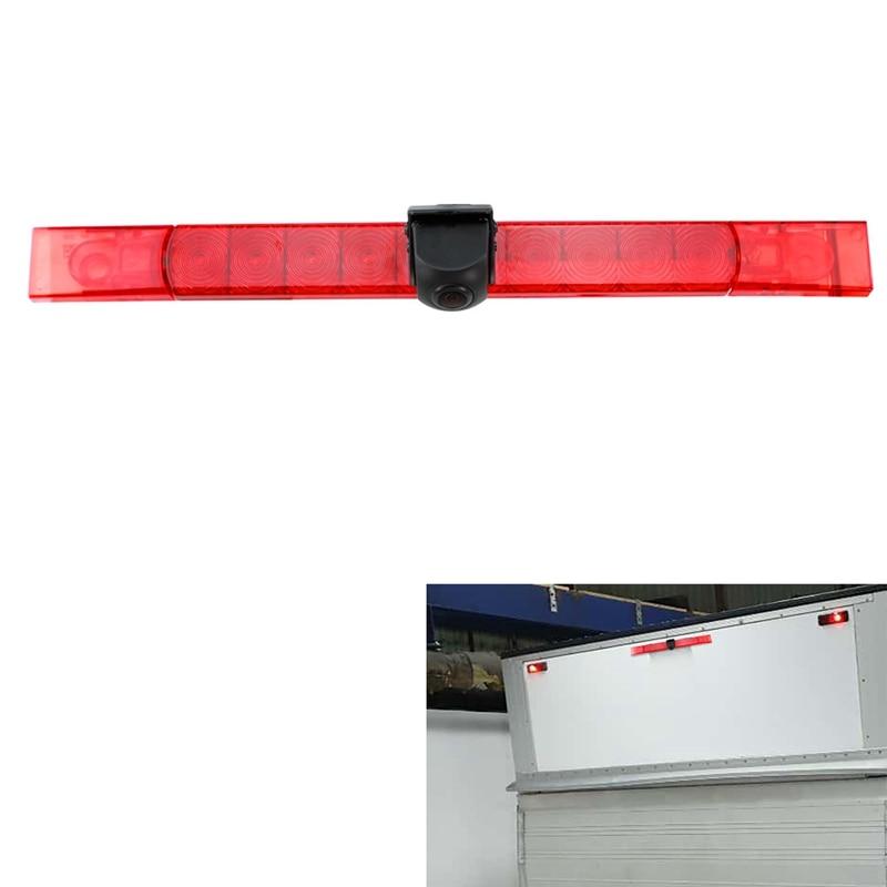 Brake Light Camera for Slim&Flat Back Housing Universal Brake Light Camera 1/3 PC4089 with PAL/NSTC