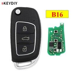KEYDIY B serii B16 3 przycisk uniwersalny pilot KD dla KD200 KD900 KD900 + URG200 KD-X2 mini KD dla stylu Hyundai