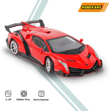 1 24 diecast model for naveco iveco nj2046 army truck green alloy toy car miniature collection gifts van HOBEKARS 1:24 Model Car Diecast & Toy Vehicles Simulation Veneno Sport Car Metal Alloy Car Toys For Children Gifts Collection