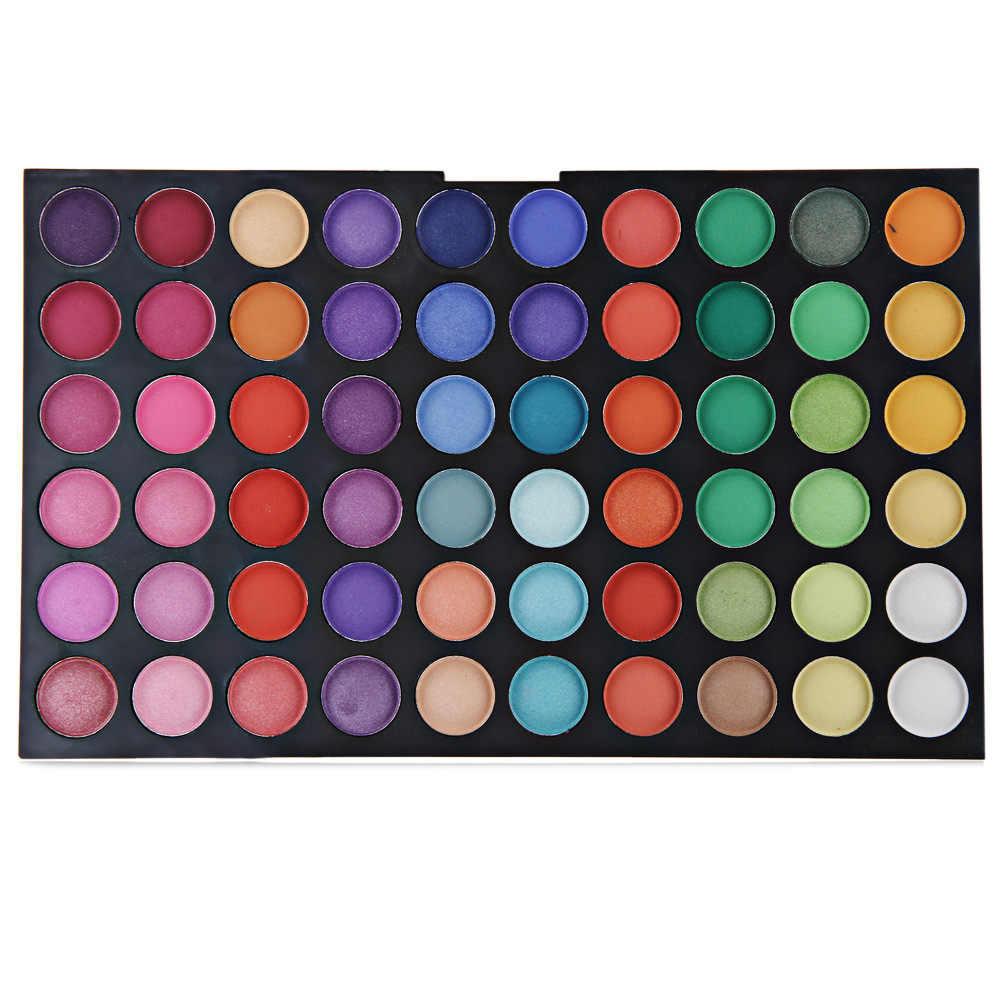 Popfeel 180 / 252 Farbe Schimmer Glitter Lidschatten Palette Wasserdichte Kosmetische Profissional Matte Lidschatten Creme Make-Up-Palette