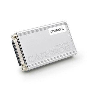 Image 3 - Carprog V8.21  V10.93 v10.05  Car Prog ECU Chip Tunning Car Repair Tool Carprog Programmer Carprog V8.21with All 21 Adapters