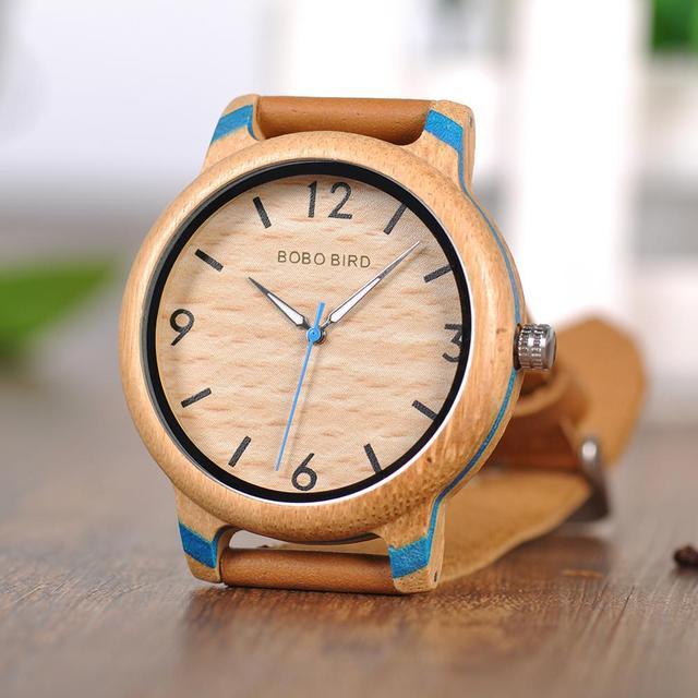Bobo bird wood watch men ladies cl