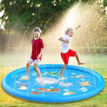 Water-Cushion Swiming Outdoor Inflatable Play Pool-Gamecube Lawn Baby Children's 100/150/170cm
