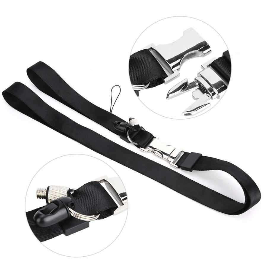 Sport Camera Neck Wrist Strap Hanging Hand Rope Lanyard Accessory for Insta360 for OSMO ACTION Thread Locking camera strap