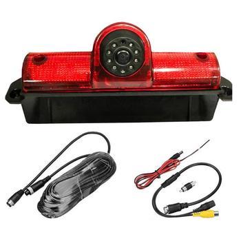 3Rd Brake Light Rear View Camera Reversing Backup Camera for GM Express Chevy Savana IP68 Waterproof Vehicle Camera