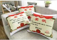 Livraison gratuite 12 pièces/lot 40x40cm blanc Sublimation taie d'oreiller pour Sublimation encre impression bricolage cadeaux chaleur presse impression transfert