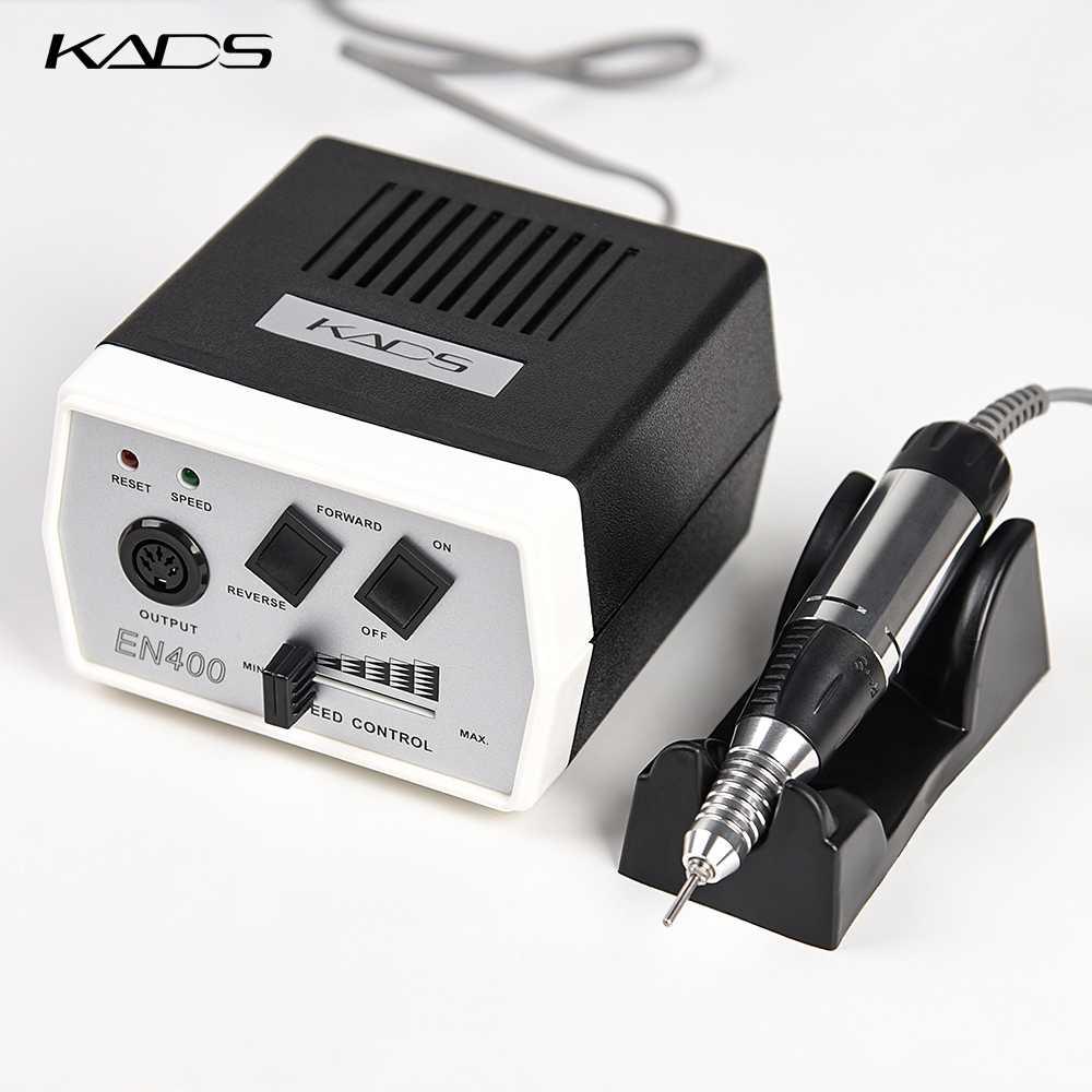 EN400 Pro Electric Kuku Bor Mesin Nail Art Alat Manicure Pedicure File Manikur Aksesoris dan Alat Menangani Kuku