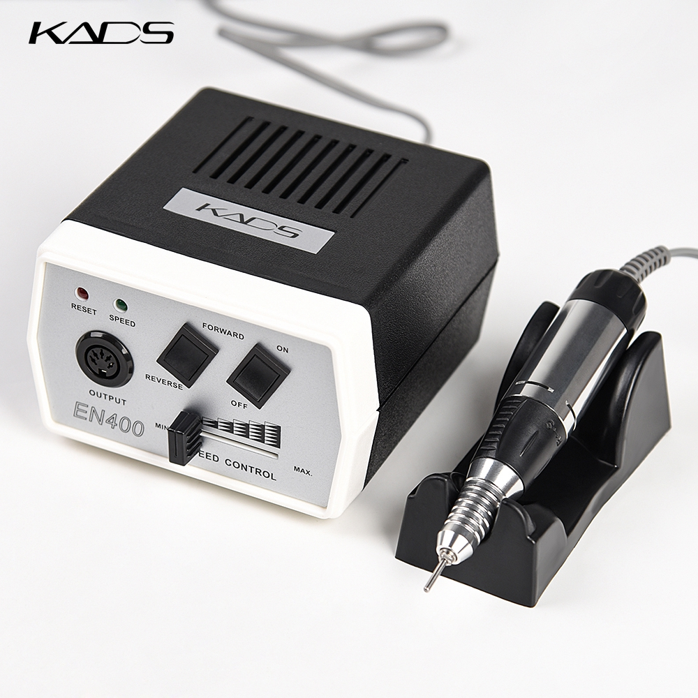 EN400 Pro Electric Nail Drill Machine Nail Art Equipment Manicure Pedicure Files Manicure Accessories And Tools Handle Nails