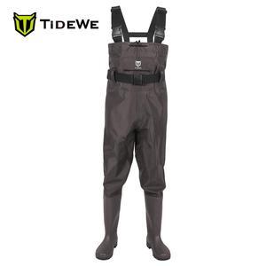 TideWe Brown Chest Waders Wate