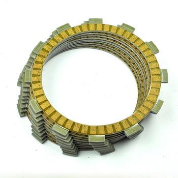 цена на 9Pc Motorcycle Clutch Plates For RM250 92-93 RMX 250 RMX250 1992-1993 Motor Bike parts