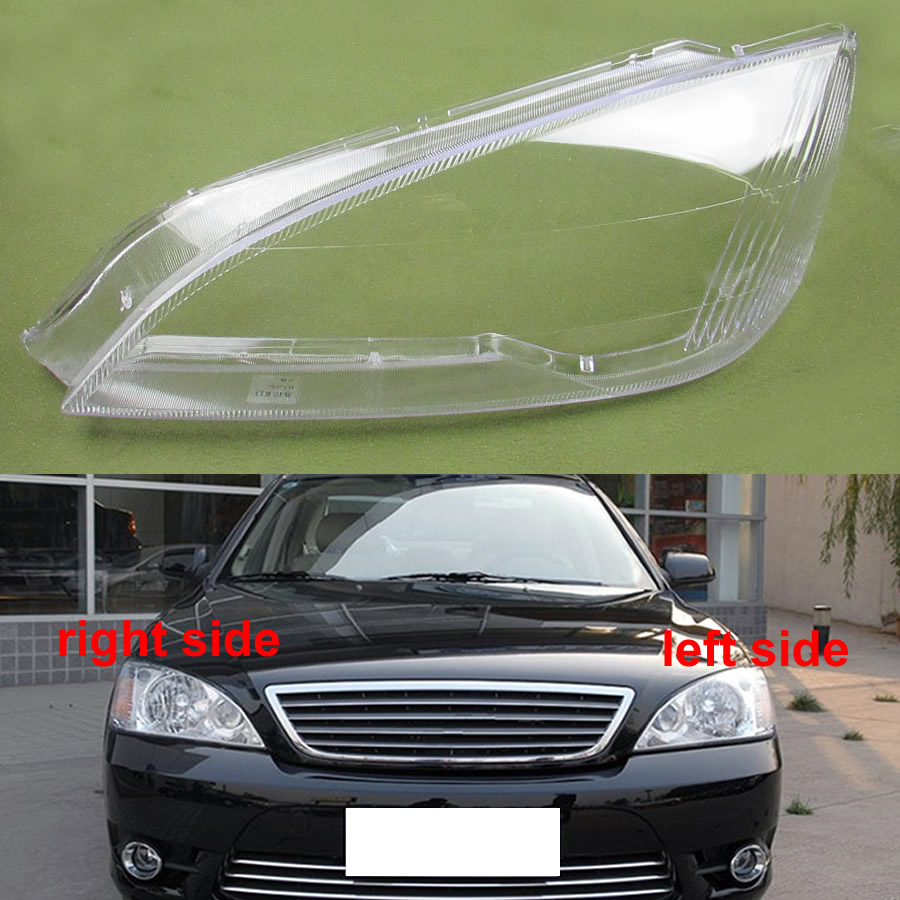 Headlamp Cover Glass Transparent Lampshade Lamp Shade Front Headlight Shell Lens For Ford Mondeo 2004 2005 2006 2007