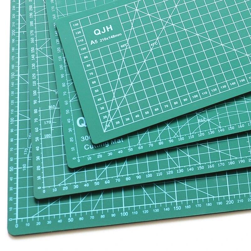tapis de decoupe auto guerison en pvc pour etudiants outil d artisanat durable pour bricolage coussin a gravures papier d art en cuir a1 a2 a3 et