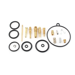 NEW Motorcycle Carburetor Repair Rebuild Kit For Honda CT110 Trail 1980 1981 1982 1983 1984 1985 1986