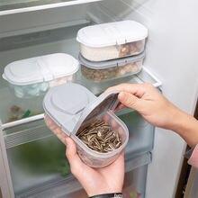 Кухня Еда коробка для хранения прозрачный контейнер с кухонные