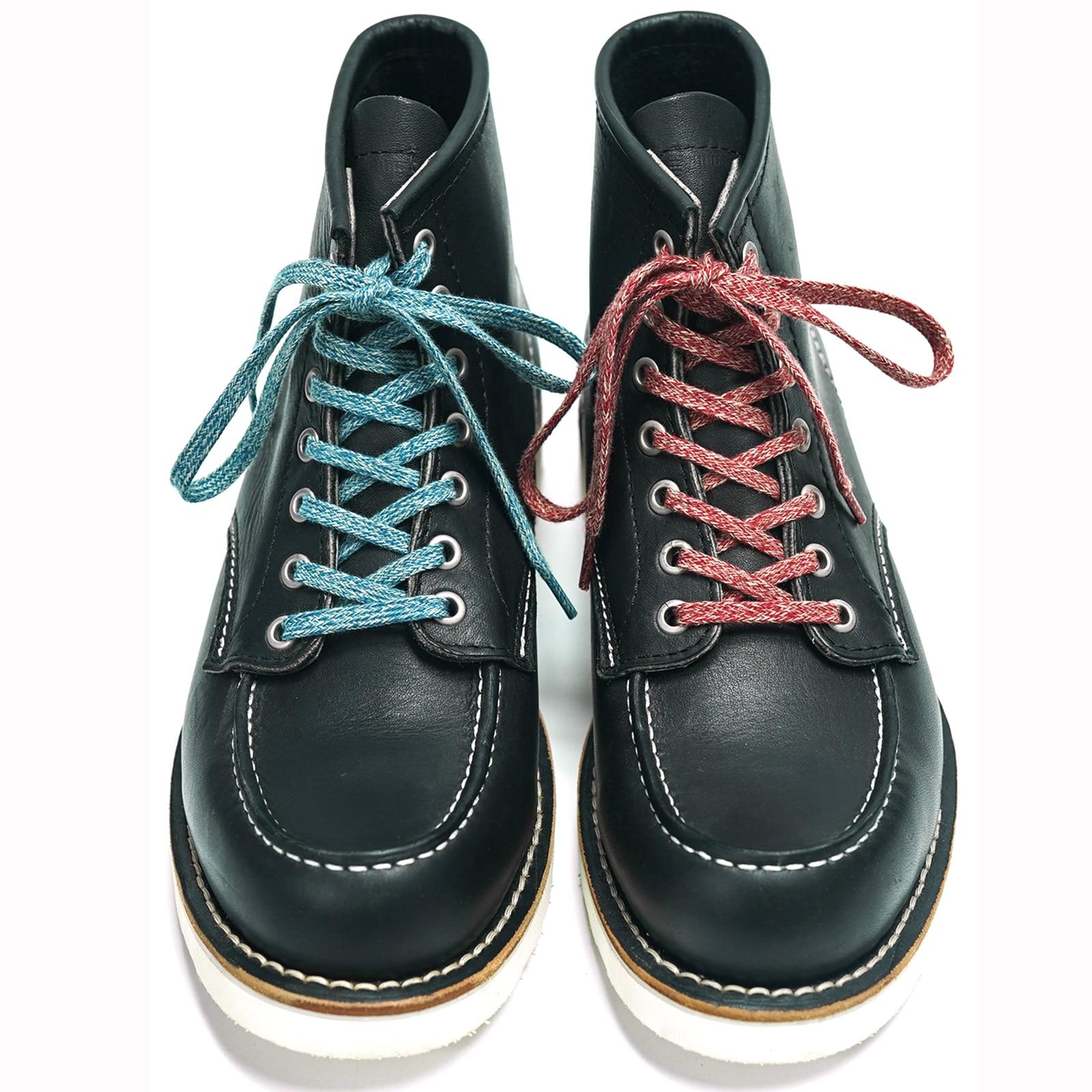 Tingimento 1 par moda unissex colorido puro algodão tênis lisos cadarços 130cm popular casual lona vintage botas sapatos laços