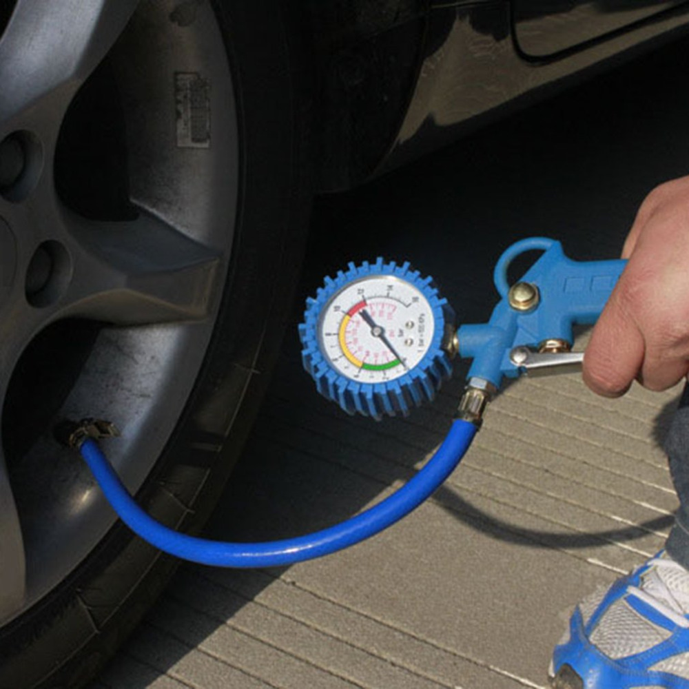 220psi, medidor de pressão de pneu de