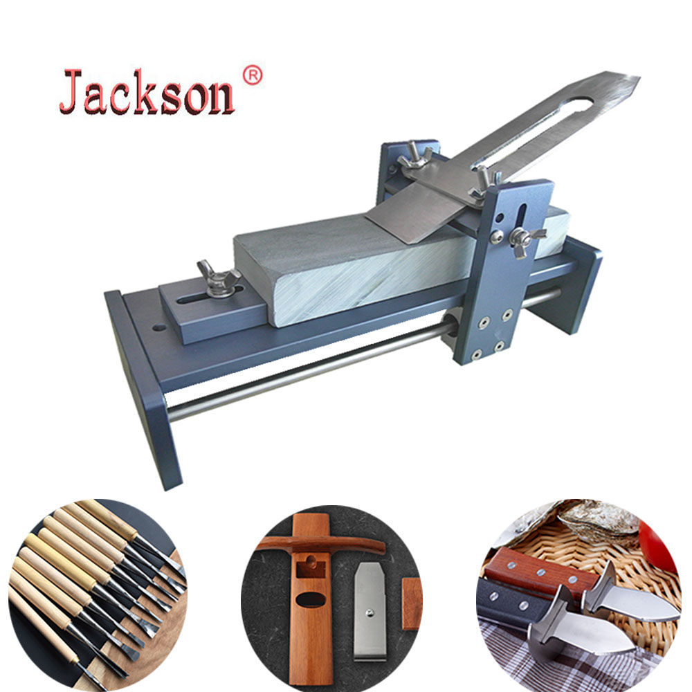 Fixed Angle Holder Hone Guide Tool for Cutter Sharpener Grindstone Sharpening Woodworking Tools