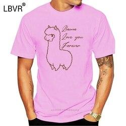 Cute Mama Llama Family Zoo Trip Llamanew t-shirtSummerSports & OutdoorsHigh Quality
