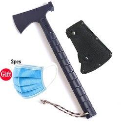 Outdoor wielofunkcyjne narzędzia kempingowe topór aluminiowy składany Tomahawk topór ratowniczy ratowniczy survival Hatchet|survival hatchet|tomahawk axetool axe -