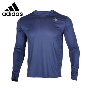 Original New Arrival  Adidas OTR LS TEE M Men's T-shirts Long sleeve Sportswear