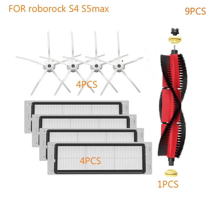 For Xiaomi Roborock S6 S5 MAX S50 S51 S60 S65 Vacuum Cleaner Accessories Parts