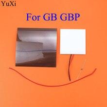 YuXi-Módulo Bivert PCB para Nintendo GameBoy DMG-01, para consola GB, GBP, retroiluminación, Invert, Hex Mod, película polarizadora