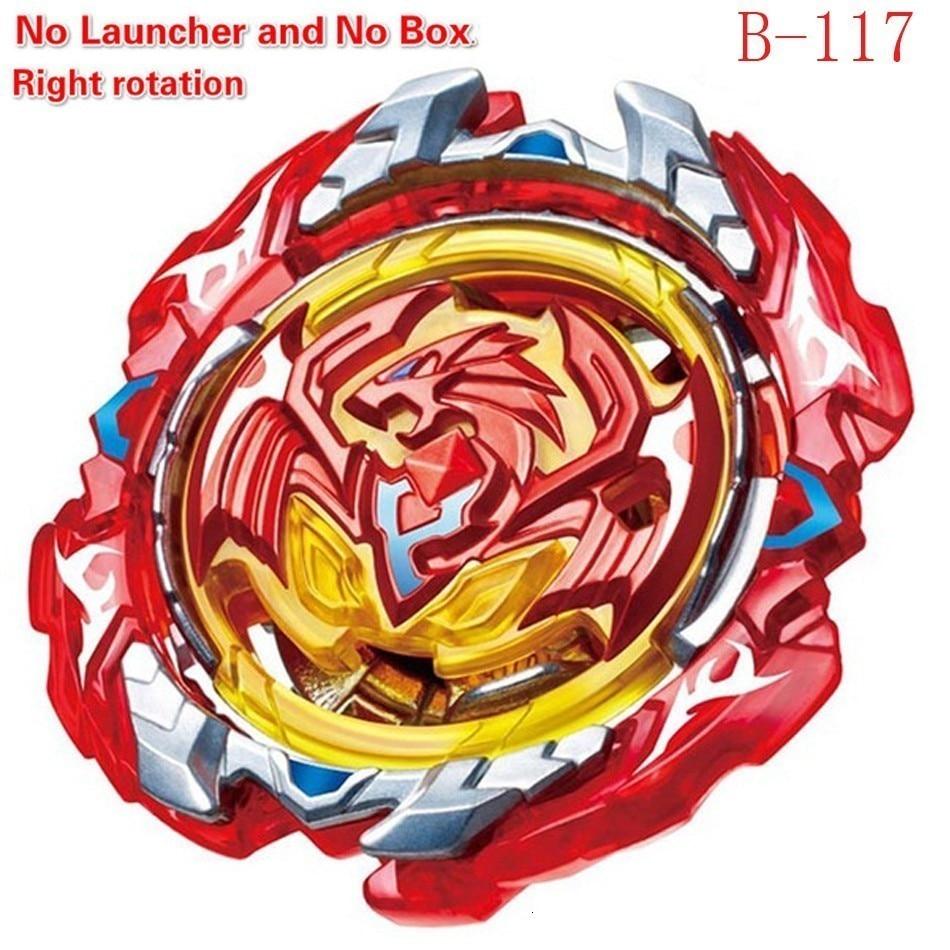 B-153 Beyblade burst стартер Bey Blade Лезвия Металл fusion bayblade с пусковой установкой высокая производительность battling top Blayblade - Цвет: B117