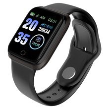 New Smart Watch Heart Rate Blood Monitor Fitness Bracelet Pressure Clock Health Watch Pedometer SmartWatch For IOS Android Phone