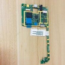 Venda quente bem trabalho para lenovo a536 placa mãe desbloqueado usado wcdma versão mainboard com chips placa lógica