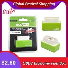 Plug And Drive caja de combustible económica para vehículos, ahorro de combustible, versión diésel