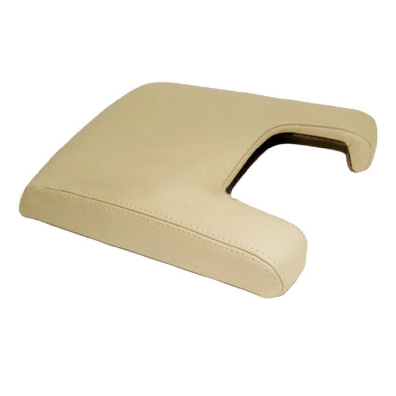 Car Center Console Armrest Cover Leather Protective Pad For Acura TL 2009-2012