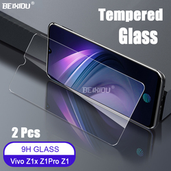 На Алиэкспресс купить стекло для смартфона 2 pcs full tempered glass for vivo z1x / z1 pro screen protector 2.5d 9h tempered glass on the for vivo z1 protective film